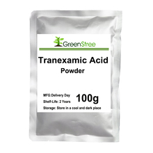 Hot Sell Tranexamic Acid Powder High Strength Whitening and Freckle Removing,Cosmetic Raw, Inhibiting Melanin, Preventing Skin A