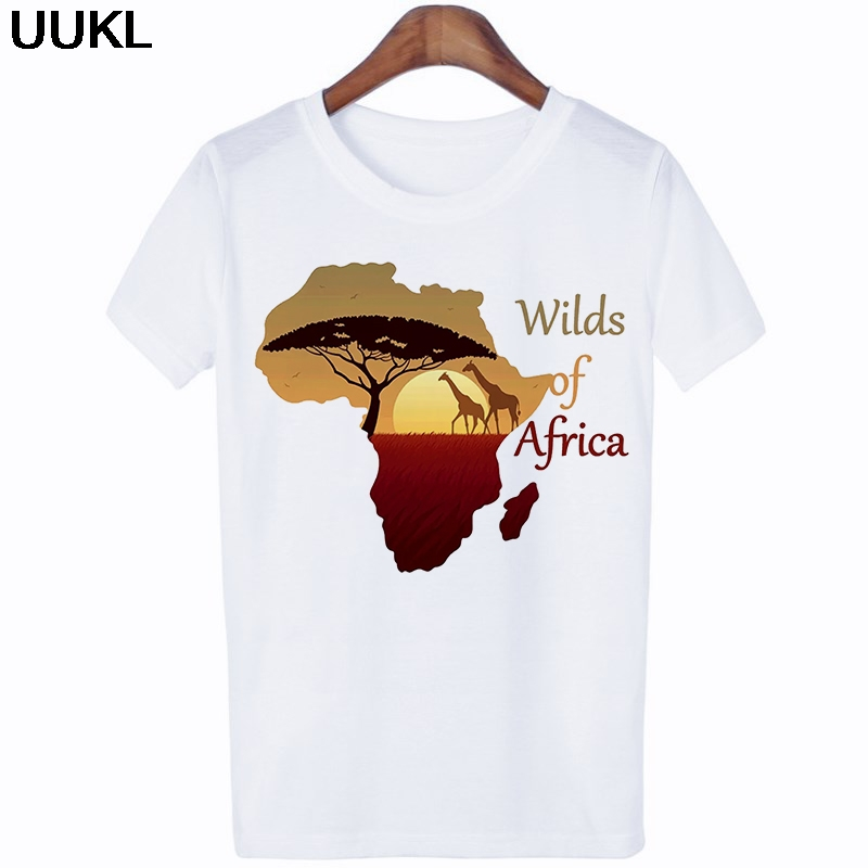 H6ac5934c00374217807c16055bc06c29G - Poleras Mujer De Moda Summer Female T-shirt Harajuku Letter African Plate T Shirt Leisure Fashion Tshirt Tops Hipster Shirt