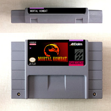 Mortal Kombat o Mortal Kombat II o Ultimate Mortal Kombat 3   Action Card Game US Version di Lingua Inglese