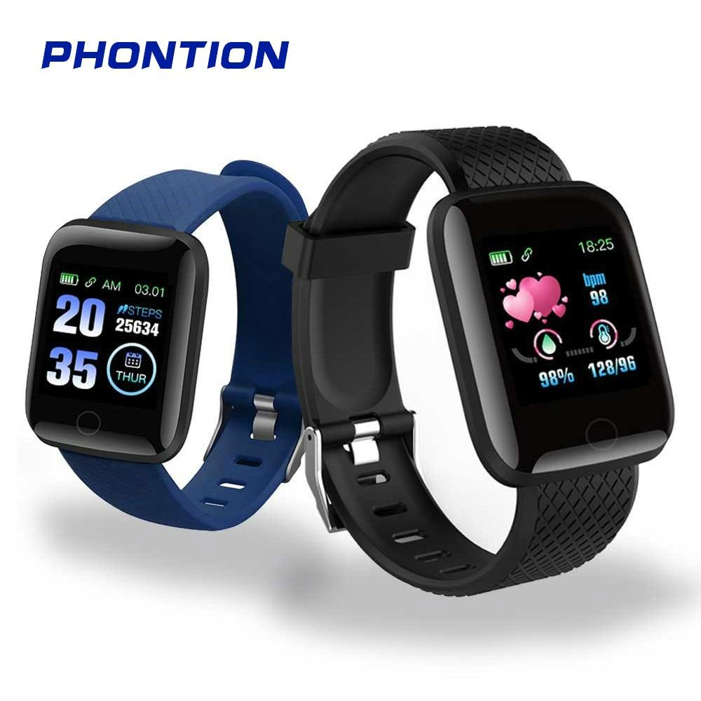 2020 D13 Smart Watches Heart Rate Watch 116 Plus Smart Wristband Sports Watches Smart Band Waterproof Smartwatch Fitness Tracker