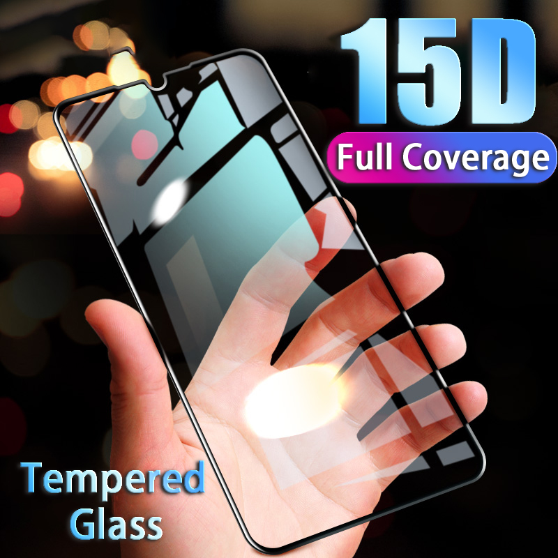 Tempered Screen Protector Glass On For Huawei P30 P20 P10 Lite Pro Full Cover Protective For Huawei Mate 10 20 Lite Glass Film