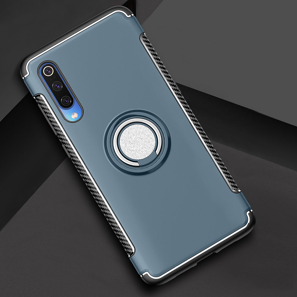 Armor Outdoor Sports Ring Phone Case For Xiaomi Mi 9 8 Lite SE 9T Pro Cover For Redmi K20 K30 Note 8 7 6 Pro Cases