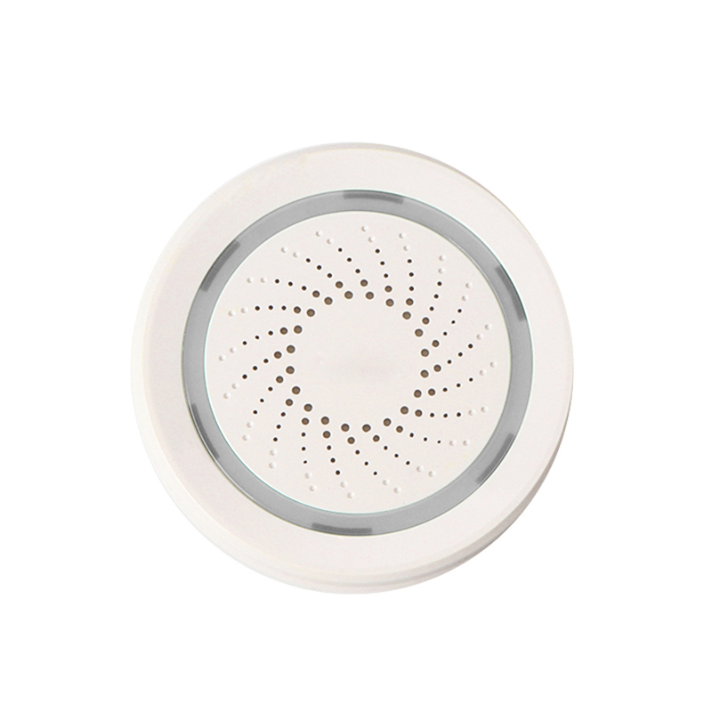 Купить с кэшбэком HD Smart Life Tuya Smart Video Doorbell built-in Battery with 100DB Siren Alarm Linkage Alarm