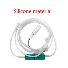 Headset Nasal Type Oxygen Cannula 2m Silicone Straw Tube Concentrator Generator Inhaler Accessories
