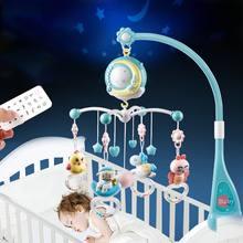 Детские погремушки в кроватку держатель для мобильных телефонов