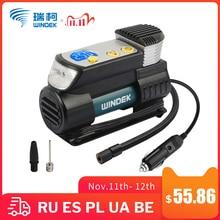 WINDEK Car Compressor Tire Pump Heavy Duty Digital Tyre Inflator 12V Super Fast Inflation Auto Air Compressor for Cars Tires SUV