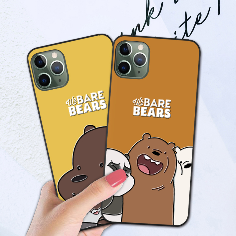 Soft Cover <font><b>Fundas</b></font> Case For <font><b>iphone</b></font> XR X XS Max 6 6S <font><b>5S</b></font> SE 7 8 Plus 11 11Pro Max <font><b>3D</b></font> <font><b>Cartoon</b></font> Funny Back Cover image