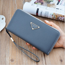 Durable In Use Phone Wallet Bag Big Capacity Case Flip PU Leather Business Simple Wallet Card Package Slots Holder Cover