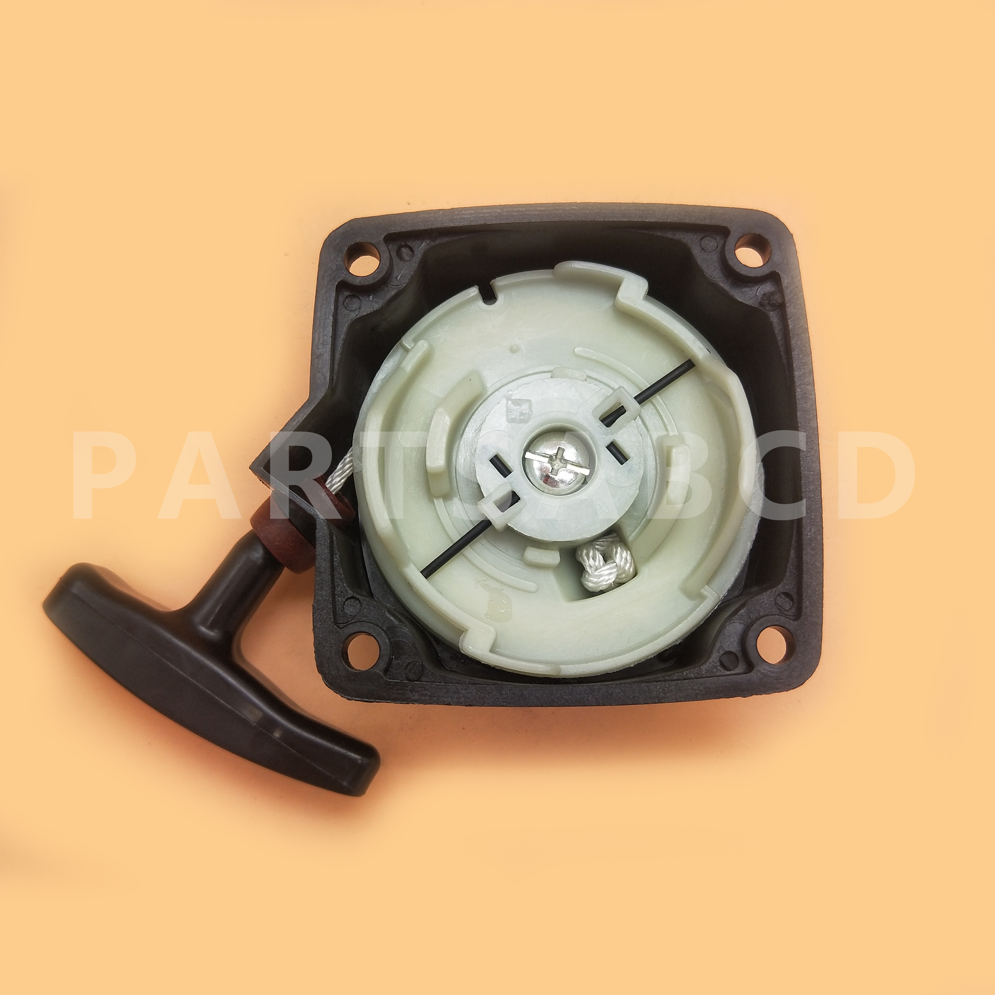 Pull Start Starter W// Pawl Plate For 47cc//49cc Engine Strimmer Lawnmower