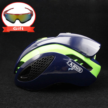 300g Aero TT Bike Helmet Road bike Cycling Bicycle Sports Safety Helmet Riding Mens Racing In-Mold Time-Trial Helmet 7