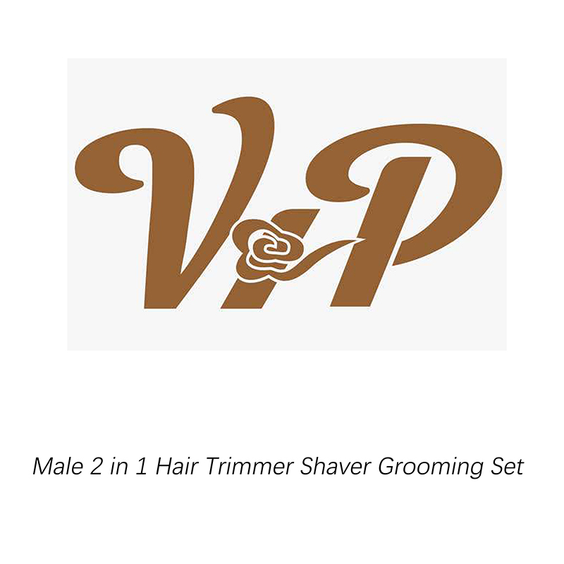 Male 2 In 1 Hair Trimmer Shaver Grooming Set VIP DropShipping Surprise For Ourselves