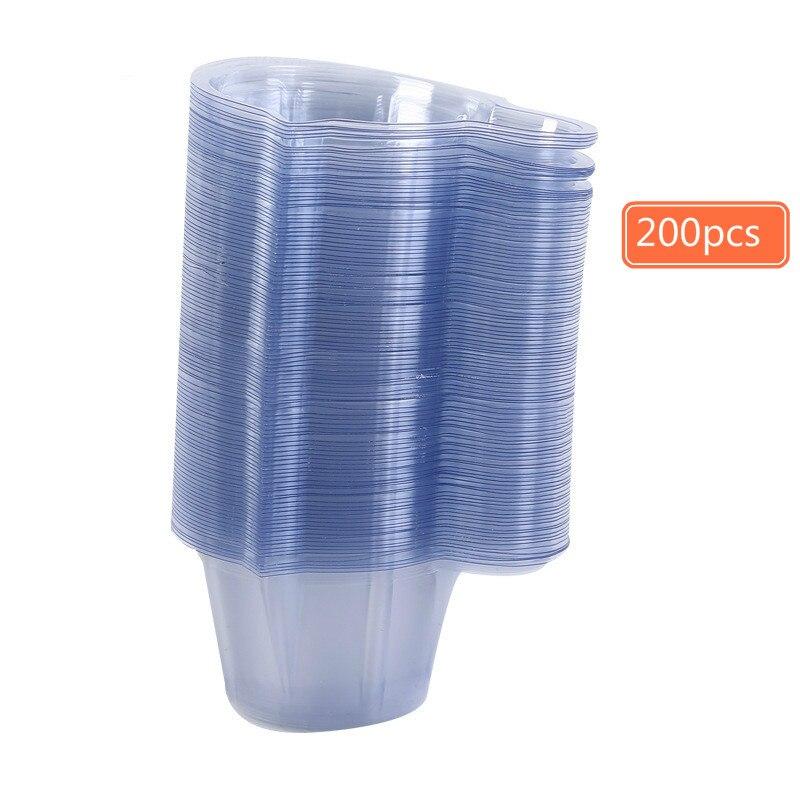 Vruchtbaarheid Tests Cup Urine Container Voor Lh Ovulatie Vruchtbaarheid Wegwerp Beker 200 Pcs Nieuwe Collectie Urine Midstream Test Strips