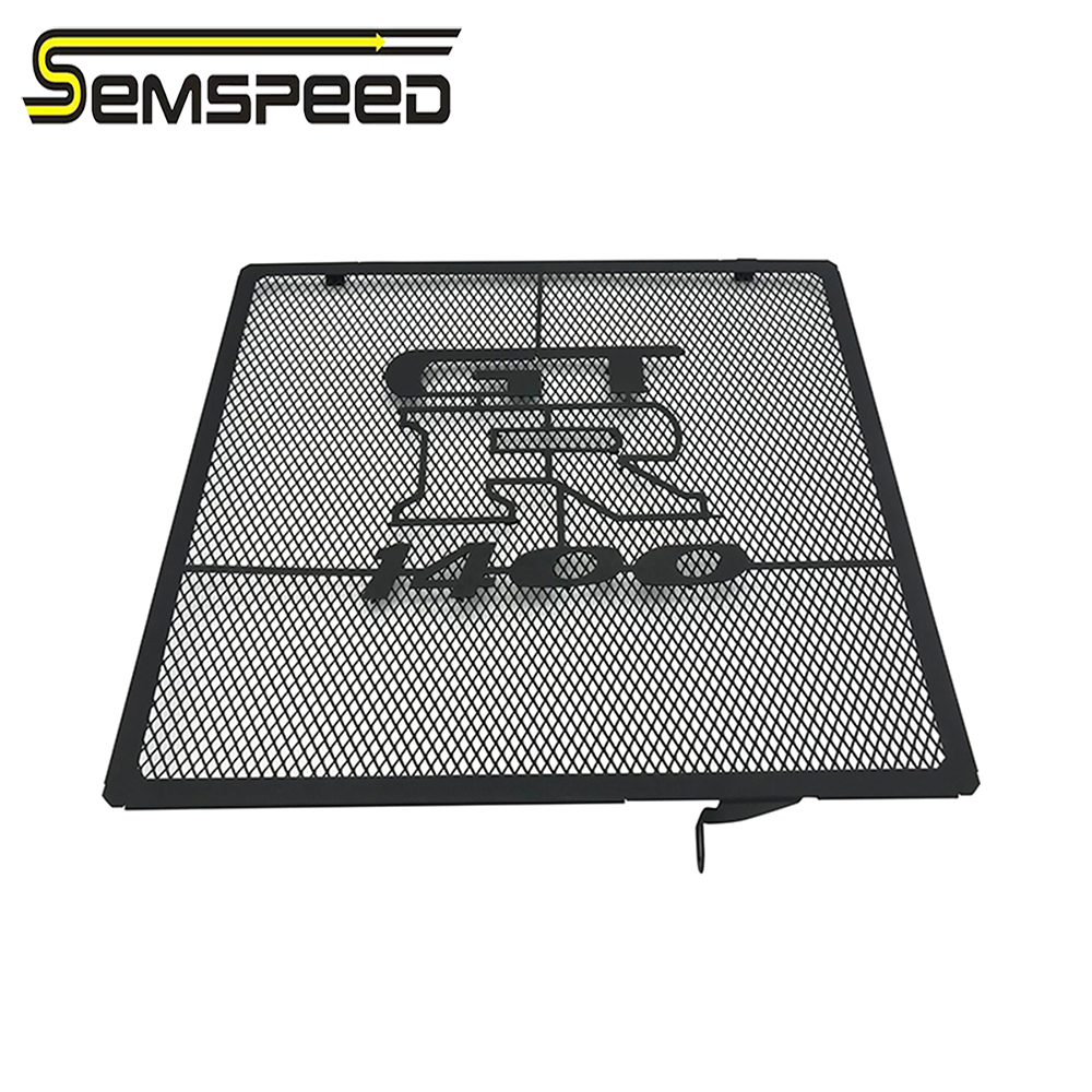 Motorcycle Accessories Grille Radiator Shield Guard Protector Cover For Kawasaki gtr1400 gtr 1400 2006 2019 2020 2012 2013 2014|Covers & Ornamental Mouldings| |  - title=