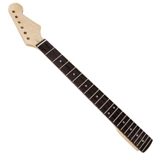 Accessories Smooth Edge Wooden Glossy Guitar Neck Right Handed Abalone Electric Fretboard 22 Fret Replacement Mark Dot Inlay цены онлайн