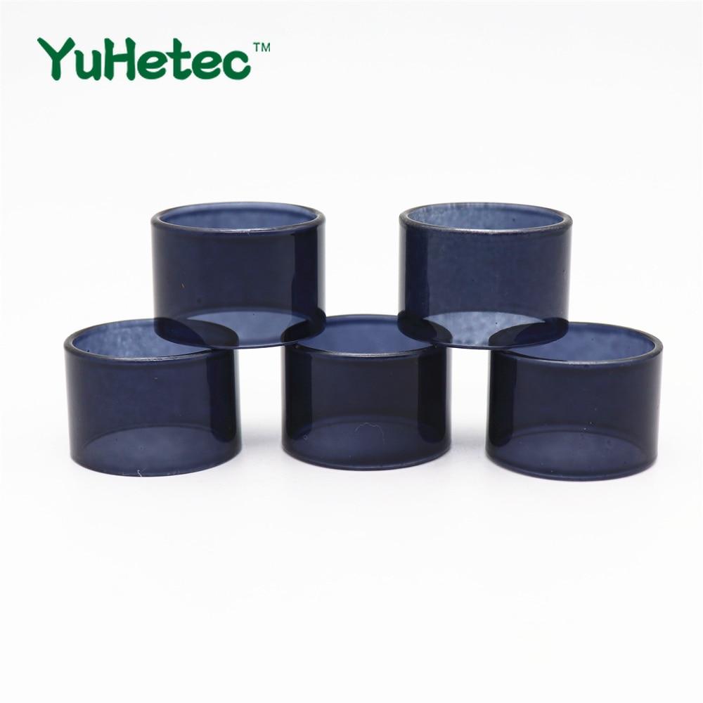 5 pièces d'origine YUHETEC TUBE de verre de remplacement pour Wotofo Serpent Mini 25 réservoir de verre
