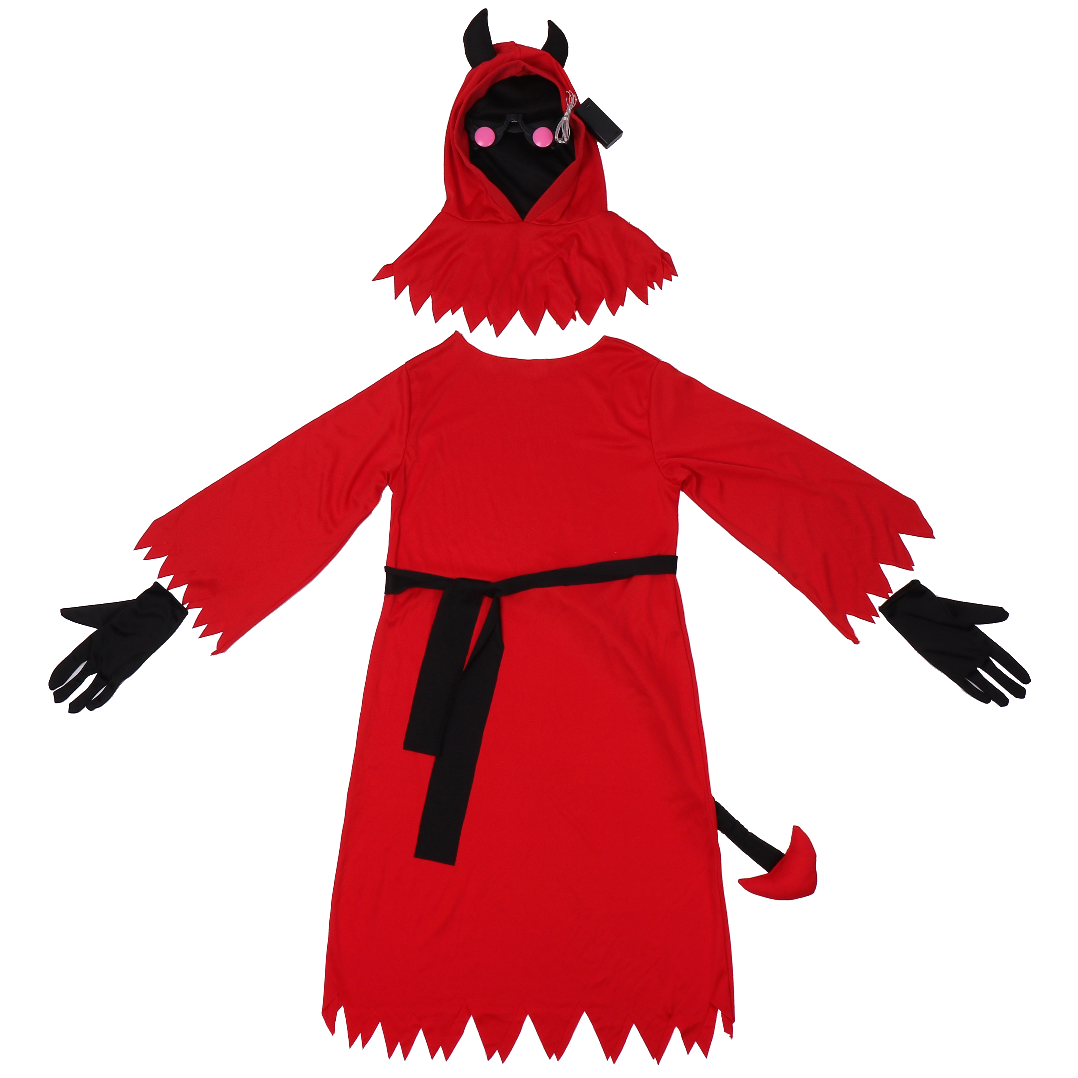 The Boys Fade In Out Devil Costume Kids Halloween Party Dress-up 3