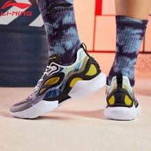Li-Ning Männer RISING STAR 2020 Stilvolle Lifestyle Schuhe Licht Gewicht Futter Atmungsaktiv Sport Schuhe li ning Turnschuhe AGLQ023