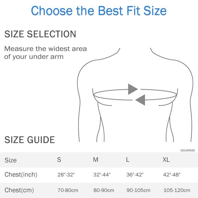 Adjustable Brace Support Belt Back Posture Corrector Clavicle Spine Back Shoulder Lumbar Posture Correction 5