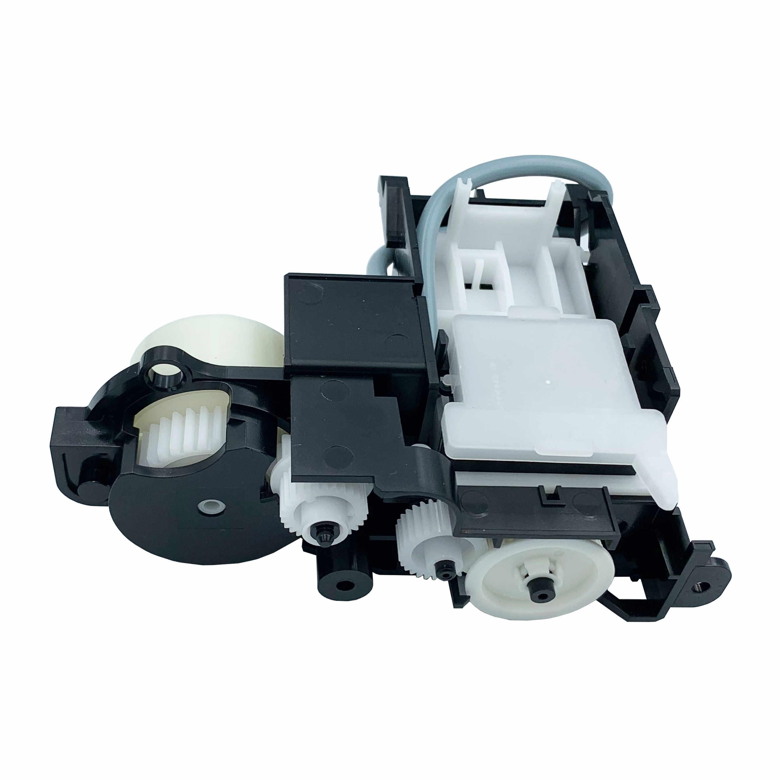 Baru Asli Capping Stasiun untuk Epson A50 P50 T50 T59 T60 R260 R270 L800 L801 L805 R285 R280 R390 Pompa perakitan Sistem Tinta ASSY