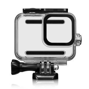 Image 4 - CAENBOO Waterproof Case For GoPro Hero 8 Black Underwater Diving Protective Cover Housing Mount for Go Pro Hero8 Accessories
