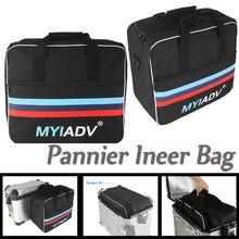 For BMW R1200GS R1250GS ADV LC 2004-2020 F850GS F750GS Motorcycle Luggage Inner Bag Expandable Saddlebag Saddle Bags Waterproof