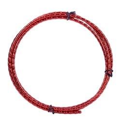 Rower bambusowy przewód hamulcowy pokrywa Elite linki ze stopu aluminium górski kabel do przerzutek wąż 1800mm rura do MTB Road Floding Bike