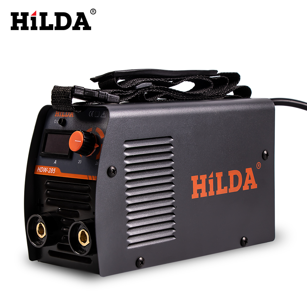 Image 3 - HILDA Welding Equipment Arc Welders Portable Welding Machine Efficient Inverter ARC Welder 220V AC for Home BeginnerArc Welders   - AliExpress