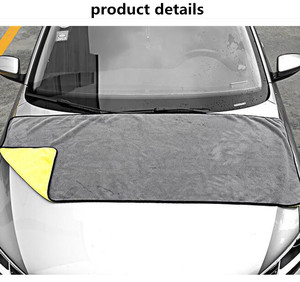 Image 3 - 2020 quente oversized lavagem de limpeza do carro cuidados toalha para mitsubishi grandis outlander asx rvr pajero lancerevo l200 l300 3000gt 3d