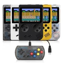 RS 6A enfants rétro Mini Portable Console de jeu de poche joueurs 3.0 pouces 168 construit en classique FC jeux lecteur de jeu de poche