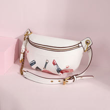 Женская сумка через плечо новая Универсальная модная мессенджер