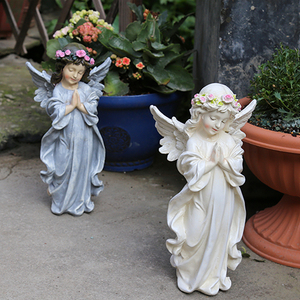 Outdoor Home Small Angel Fairy
