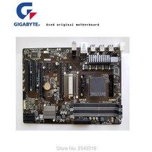 Оригинальная 970 материнская плата для Gigabyte GA-970A-DS3P 970A-DS3P DDR3 AM3+ Настольная компьютерная материнская плата
