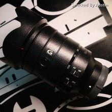 Protector de película de protección de lente para Sony Zoom Lens Anti Scratch Sticker Wear Case