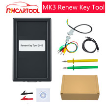 Herramienta de programación de llave de renovación, accesorio OBD2 MK3, supertranspondedor, llave remota completa, desbloqueo, dispositivo de renovación de llaves