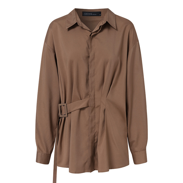 Long Sleeve Blouse 6