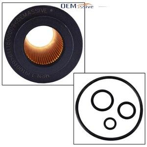 Image 5 - Lot de 5, filtre à huile 6111800009 pour Jeep mercedes benz W204 CL203 S204 C209 W211 S211 W163 W639 Sprinter 5 t Box / Bus (906)