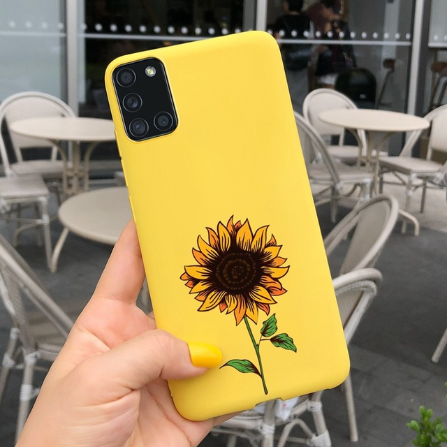 For Samsung Galaxy A21s A02s A31 A41 A51 A71 A91 Case Soft Slim New Stylish Cover Case For Samsung A 21s 02s 31 41 51 71 91 Bags 5