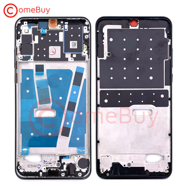 Front Frame For Huawei P30 Lite Middle Bezel Mid Housing P30 Lite MAR LX1m LX1a LX3a Faceplate Chassis for Huawei Nova 4e Frame