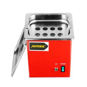 Image 3 - 1000ML ultrasonik temizleyici benzin enjektör buji kok temiz lansmanı CNC602A CT100