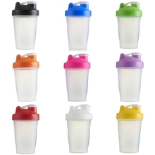 400ml Portable Transparent Bicycle Camping Leak-proof Sports