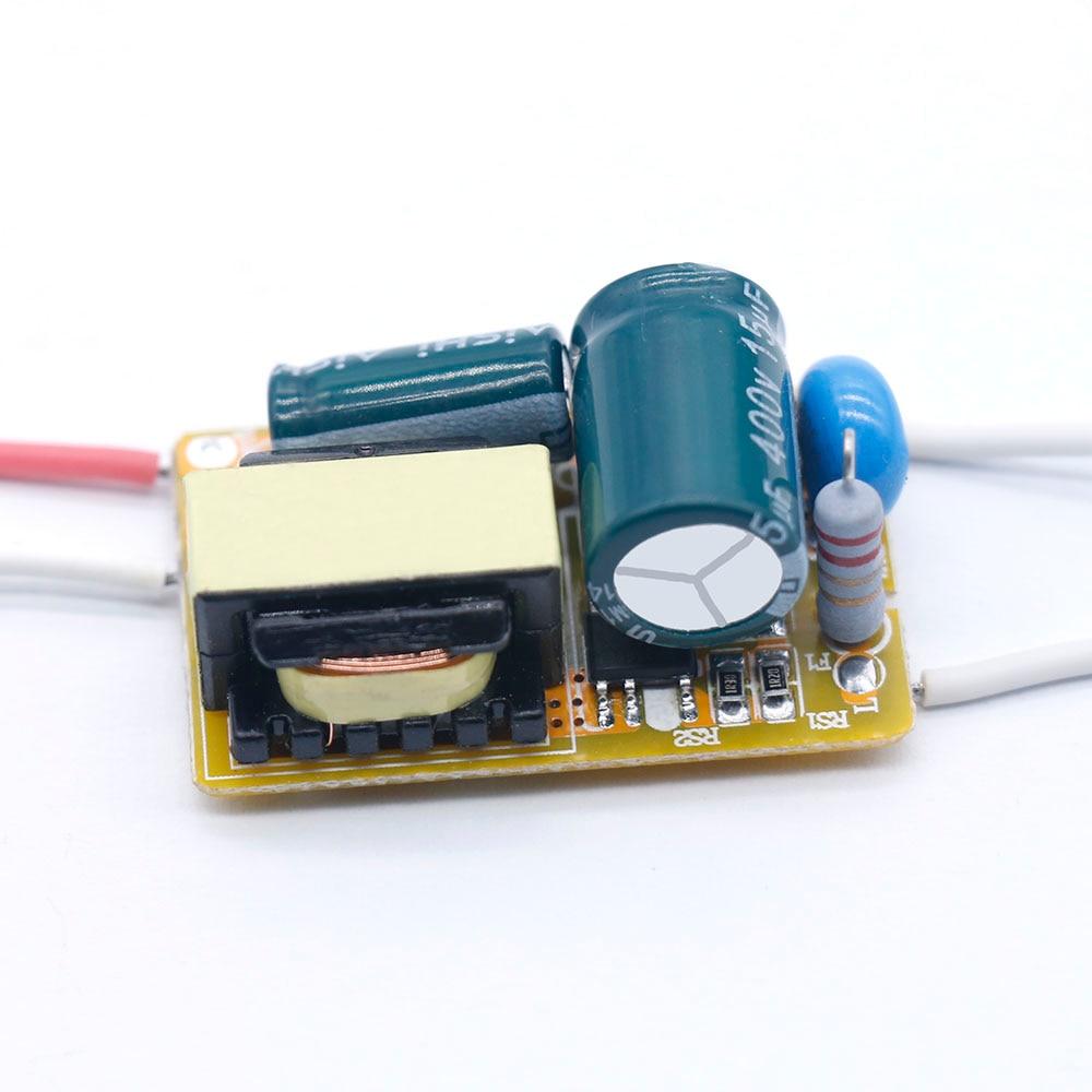 Image 4 - LED Não isolado embutido 18 36W motorista 300mA 50 120V de tensão  de saída de energia Para LED lâmpadaTransformadores de iluminação   -