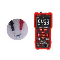 Intelligent button multimeter high precision digital universal meter digital display electrical appliance repair UA9988