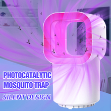 LED Mosquito Repellent Light Insect Killer LED Light 5V Electric Mosquito Killer Lamp LED Bug Zapper Anti Fly Lamp Radiationless
