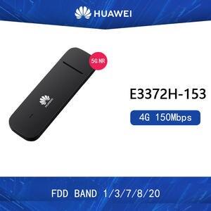 HUAWEI Modem Usb-Dongle Unlocked K5150 E3372h-153 4G LTE 150mpbs Pk Original