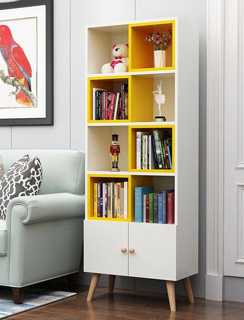 Credenza Side Corner Storage Cabinet  3