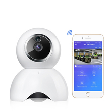 INQMEGA 720 P Wireless Webcam Ultra-clear IP Camera Wifi Auto Tracking Indoor Home Security Surveillance Network Camera