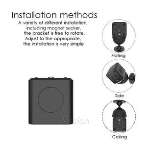 Image 5 - Hdq9 mini wifi câmera hd 1080p vídeo gravador de áudio com visão noturna ir detecção de movimento pequena filmadora sem fio carro micro cam