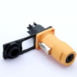 Image 3 - 4set Impermeabile Powercon Connettore 20a 250V 3 Spilli, NAC3FCA e NAC3MPA 1, di alimentazione Maschio Spina di Alimentazione + Femmina Chassis Socket Connettore