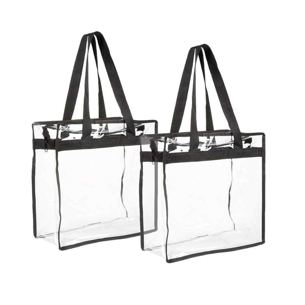 Tote Bag With Zipper Stadium Roved
