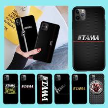 CUTEWANAN Drum kit brand TAMA Soft Silicone TPU Phone Cover for iPhone 11 pro XS MAX 8 7 6 6S Plus X 5S SE 2020 XR case tama mrm7a page 7